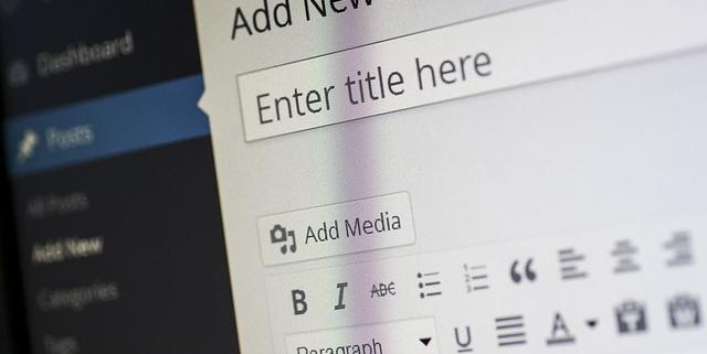 content ums Ausschnitt aus WordPress