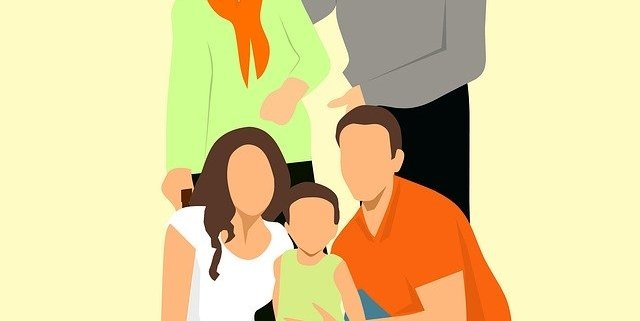 Familie Generationen