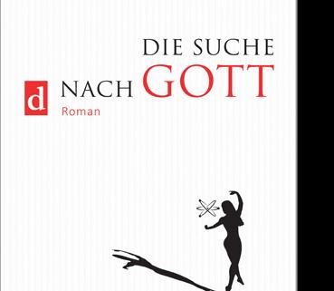 """Cover Buch """"Die Suche nach Gott"""" von Luca Rohleder"""